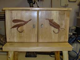 Fly Tying Table Woodworking Plans by Fly Tying Bench Woodworking Talk Woodworkers Forum
