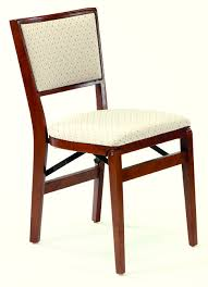 Stakmore Folding Chairs Vintage by Stakmore Folding Chairs Retro Upholstered Back 357v Cushioned