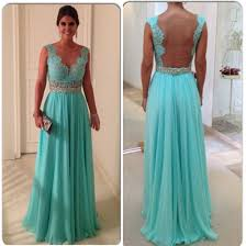 Cap Sleeve Bridesmaid Dresses Floor Length by Turquoise Blue Prom Dress Cap Sleeves Prom Dress Elegant