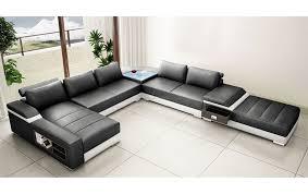canape en canape en forme de u maison design wiblia com