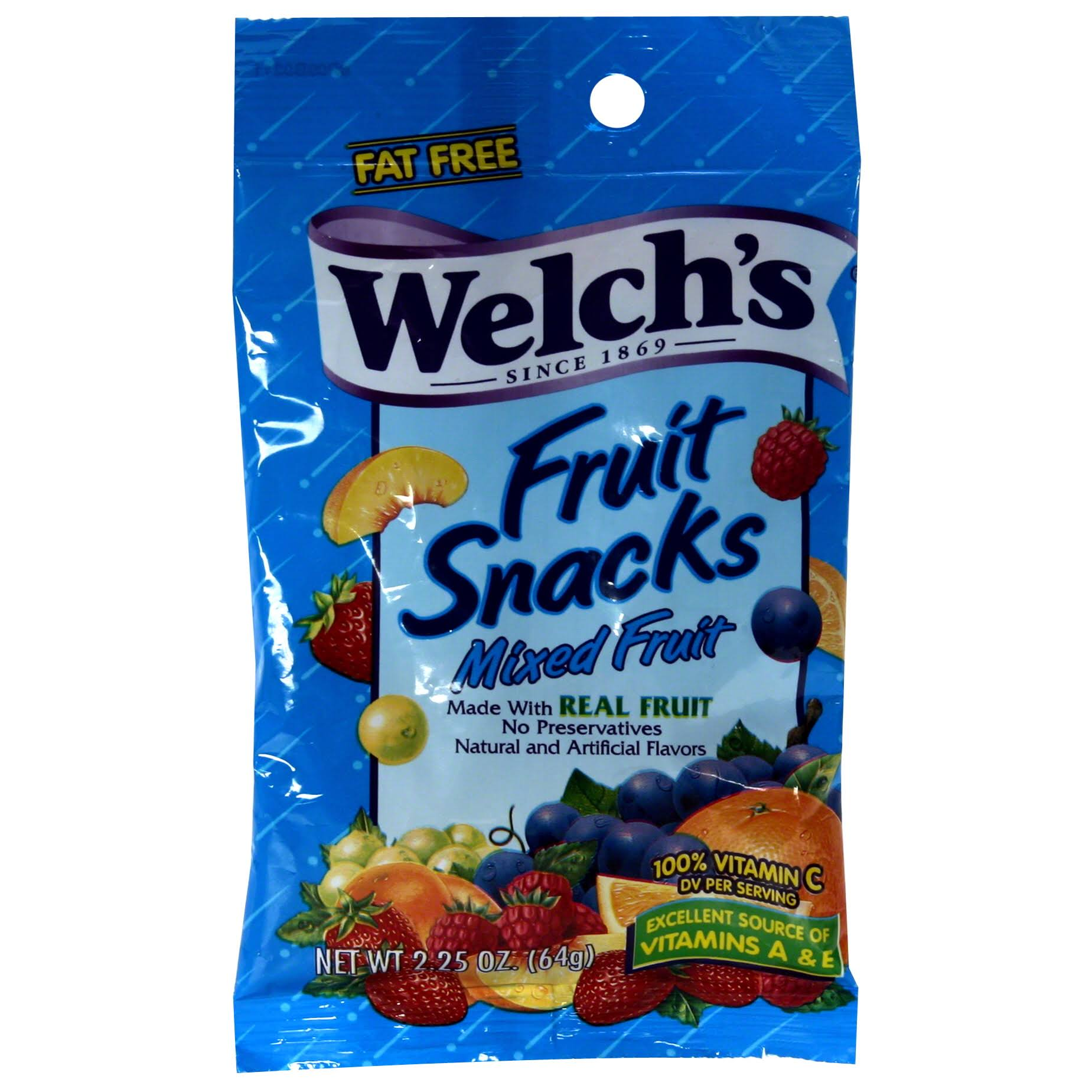 Welch's Fruit Snacks - Mixed Fruit