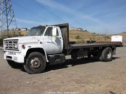 West Auctions - Auction: Surplus Equipment And Materials From ... Gmc Flatbed Mod For Farming Simulator 2015 15 Fs Ls 1969 Truck Lego Pinterest And 1998 Sierra 3500 Sle Ext Cab Flatbed Pickup Ite Used 2000 C6500 For Sale 2143 2005 3500hd Item L5778 Sold Se Urban Advertising Art 0025 An Old 1951 Gmc Truck Trucks Accsories 1987 K3186 Marc 2008 Style Points Photo Image Gallery 2012 Sierra Flatbed Truck In Az 2371