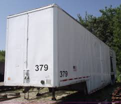 1977 Matlock 44' Moving Van Trailer   Item A4046   SOLD! Sep... Hd Video 2005 Gmc C7500 24ft Box Truck For Sale See Www Sunsetmilan Used 2012 Intertional 4300 Moving In New Jersey Ud Trucks Wikipedia Penske Truck Rental Reviews Freightliner M2 106 Box For Sale 300915 Miles Kansas Quality Used What Size Moving Do I Need North Florida Land And Homes For 2019 Trucks Ny 1017 Hire Removal Perth Fleetspec Uhaul 26ft Van Sale In