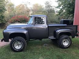 1956 Ford F100 For Sale #2015226 - Hemmings Motor News | F100 ... 1956 Ford F100 Pickup Truck Clip Art Buy Two Images Get One Image Ford Pickup Truck Youtube File1956 F100 Stakeside 10182369903jpg Wikimedia 53 Kindig It Big Back Window For Sale On Classiccarscom Wildroze Auto Body And Wheel Repair Home Page Sold Hotrods By Titan Video 2 Custom Cab 22625248831jpg 14clt01o1956fordf100front Hot Rod Network Effin Confused 427powered Protouring 31956 Archives Total Cost Involved