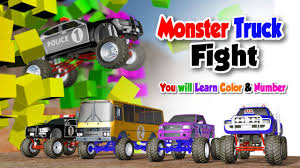 Monster Trucks Kids - Learn Numbers And Colors | Monster Truck Jam ... Monster Trucks Teaching Numbers 1 To 10 Number Counting For Kids Truck Stunts Cartoon Video Children Car Our Games Raz Razmobi Police Monster Vehicles Learn Mini Crushes Every Toy Your Rich Kid Could Ever 28 Collection Of Police Coloring Pages High Quality Toddler Bed Style Eflyg Beds Best Digger Toys Pics Toys Ideas Fresh Puzzle Page 7 Dirt Bike Nintendo Switch All Seats Only Five Dollars Vs Battle Racing Red For In