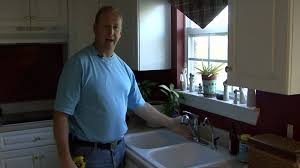 Sink Sprayer Diverter Problems by Home Maintenance Fixing Kitchen Faucet Problems Youtube