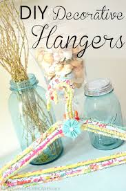 Simple Crafts For Teens Decorative Hangers Is A Fun Craft Girls Will Enjoy Youth Groups