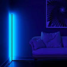 led boden le modern für schlafzimmer wohnzimmer