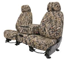 CalTrend - Tough Camouflage Custom Fit Seat Covers | Best Camo Car ...
