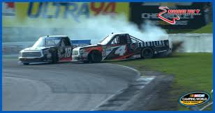 100 Nascar Truck Race Results Series Playoffs Results Justin Haley Wins At Mosport NASCARcom