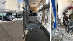 Truck Slams Into Chase Bank, Injures 3 In Chula Vista - NBC 7 San Diego
