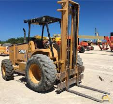 Deere 486E Industrial Big Wheel Lift Truck John Trucks Forklifts ... Electric Sit Down Forklifts From Wisconsin Lift Truck Trucks Yale Sales Rent Material Forkliftbay 55000 Lb Taylor Tx550rc Forklift 2007 Skyjack Sj4832 Slab About Us Youtube Vetm 4216 Jungheinrich Forklift Repair Railcar Mover Material Handling In Wi Forklift Batteries Battery Chargers 2011 Hyundai 18brp7 Narrow Aisle Single Reach