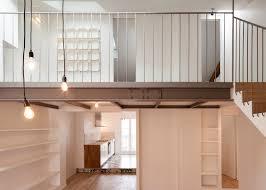 100 Mezzanine Design Cairos Architecture Adds Mezzanine To Paris Apartment