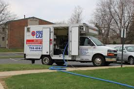 Cleaning Machines: Van Mounted Carpet Cleaning Machines