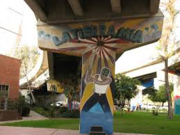 Chicano Park Murals Map by Mad About The Mural