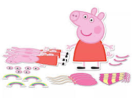 peppa pig supplies sweet pea