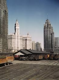 100 Metropolitan Trucking 111 East Wacker One Illinois Center Buildings Of Chicago