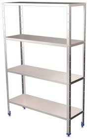 rayonnage chambre froide rayonnage inox 4 niveaux rayonnage chambre froide etagere inox 4