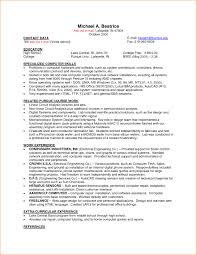 Pleasing Resume Samples Part Time Job In 6 For Application Simple Template Of