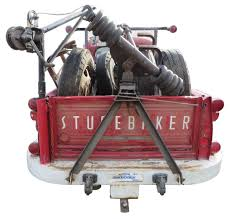 Pick-Up, 1953 Studebaker Tow Truck. Of The 1,500 One Ton Pick-ups ...