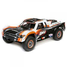 Losi 1/6 Super Baja Rey 4WD Desert Truck BND With AVC | TowerHobbies.com