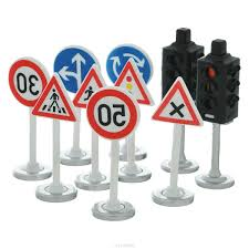 Siku Игровой набор Светофоры и дорожные знаки Любимое Pinterest