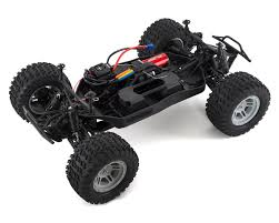 Losi TENACITY 1/10 RTR 4WD Brushless Monster Truck (Blue ...