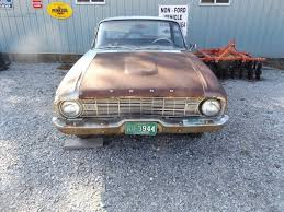 100 Ranchero Truck Needs Work 1960 Ford Falcon Vintage Truck For Sale