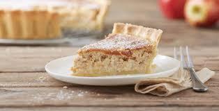apfel quark kuchen mit almette