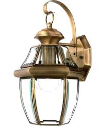 nautical outdoor wall lights brass light with style or indoor