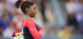 Simone Biles Floor Routine 2014 by Simone Biles Wins Most World Gold Medals By U S Woman