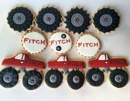 100 Monster Truck Cookies Truck Cookies