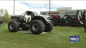 Monster Truck On Display At Duluth Car Dealership - Fox21Online Monster Trucks At Lnerville Speedway A Compact Carsmashing Truck Named Raminator Leith Cars Blog The Worlds Faest Youtube Truck That Broke World Record Stops In Cortez Its Raceday At Lincoln Speedway Racing Face Pating Optimasponsored Hall Brothers Jam 2017 Is Coming To Orange County Family Familia On Display Duluth Car Dealership Fox21online Monster On Display This Weekend Losi 118 Losb0219 Amain News Sports Jobs Times Leader