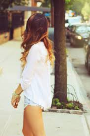 Cute Summer Outfits Tumblr Shorts Stalk My Style Bow Bandeau Girl Mode Chaudbox