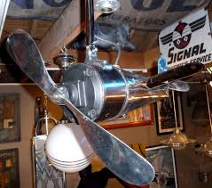 Airplane Lamp Art Deco by Art Deco Airplane Ceiling Fan At 1stdibs