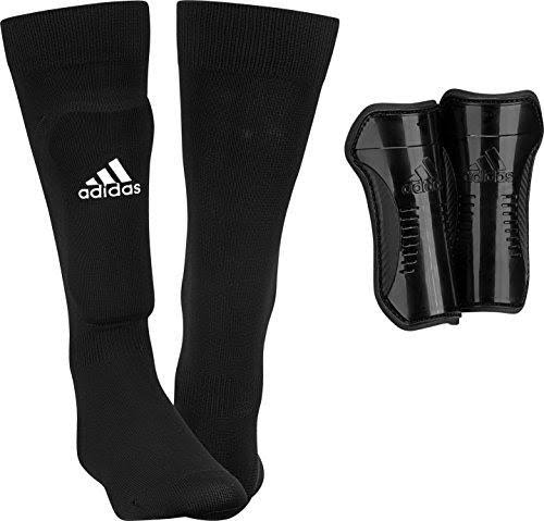 Adidas Performance Youth Sock Guard - Black, Small