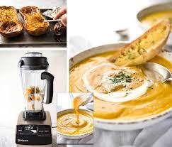 Pumpkin Bisque Recipe Vegan classic easy pumpkin soup recipetin eats
