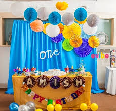 Paper Craft Ideas For Birthday Decoration