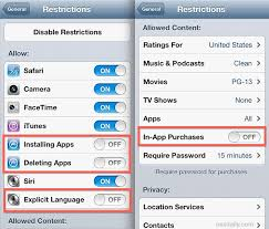 How to Use Restrictions as Parental Controls on an iPhone iPad