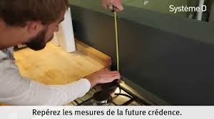 cuisine inox sur mesure fixer une crédence alu inox dans la cuisine