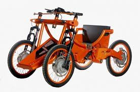 fauteuil tout terrain electrique mobile un quadricycle électrique tout terrain pour