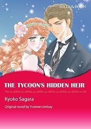 THE TYCOONS HIDDEN HEIR Mills Boon Comics