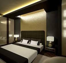 Modern Bedroom Interior Design Prepossessing Ideas Contemporary Golden Colors