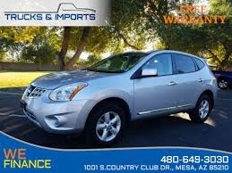 100 2013 Nissan Trucks Sold Rogue SINHOUSE Financing In Mesa