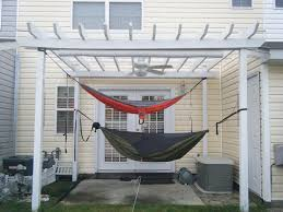 Build Backyard Hammock Stand : Backyard Hammock And Swing – The ... Fniture Indoor Hammock Chair Stand Wooden Diy Tripod Hammocks 40 That You Can Make This Weekend 20 Hangout Ideas For Your Backyard Garden Lovers Club I Dont Have Trees A Hammock And Didnt Want Metal Frame So How To Build Pergola In Under 200 A Durable From Posts 25 Unique Stand Ideas On Pinterest Diy Patio Admirable Homemade To At Relax Your Yard Even Without With Zig Zag Reviews Home Outdoor Decoration