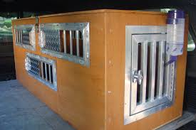 100 Truck Dog Kennels How To Make A Wooden Box For A Best Resource