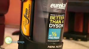 Eureka Airspeed All Floors Brush Not Spinning by How To Maintain Your Eureka Vacuum Youtube