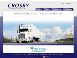 Crosby Trucking Service Competitors, Revenue And Employees - Owler ...