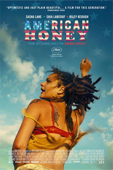 Amerikos mylimoji / American Honey (2016)