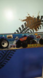 7 Best Bigfoot Monster Truck Bedroom Images On Pinterest | Bigfoot ... Amazoncom Vintage Monster Truck Photo Bigfoot Boys Room Wall New Bright 124 Scale Rc Jam Grave Digger Walmartcom Exciting Yellow Kids Bedroom Fniture Set With Decorative Interior Eye Catching High Decals For Your Dream Details About Full Colour Car Art Sticker Decal Two Boys Share A With Two Different Interests Train And Monster Truck Bed Bathroom Contemporary Single Vanity Maximum Destruction Giant Birthdayexpresscom Digger Letter Pating My Crafty Projects Pinterest Room Buy Lego City Great Vehicles 60055 Online At Low